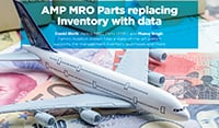AMP MRO Parts Replacing Inventory with Data