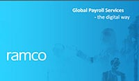 Ramco Digital Managed Payroll with Core HR